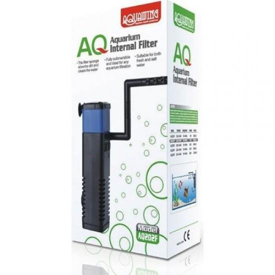 Aquawing AQ202F İç Filtre 5W 500L/H Akvaryum Malzemeleri