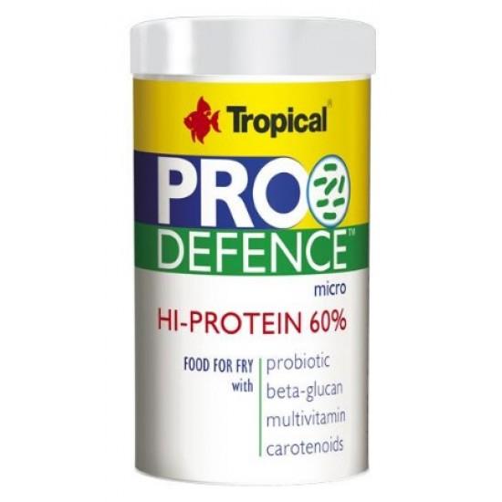 Tropical Pro Defence Micro Size 100ml 60gr Balık Yemleri