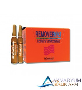 EQUO REMOVER NH3 AMPUL 5ML