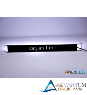 Aqualed Plant Full Spectrum 4 Renk Özel Dizilim 25cm BİTKİLİ - BİTKİSİZ AKVARYUM ARMATÜRÜ