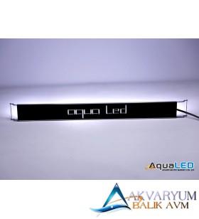 Aqualed Plant Full Spectrum 4 Renk Özel Dizilim 40cm BİTKİLİ -  BİTKİSİZ AKVARYUM ARMATÜRÜ