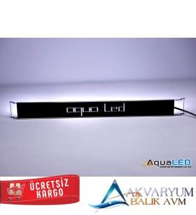 Aqualed Plant Full Spectrum 4 Renk Özel Dizilim 60cm BİTKİLİ - BİTKİSİZ AKVARYUM ARMATÜRÜ