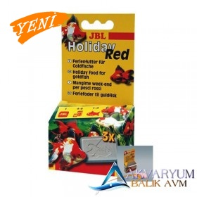 Jbl Holiday Red 17Gr - Tatil Yemi