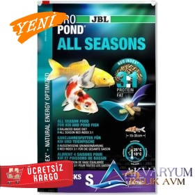 JBL ProPond All Seasons Small 12 Lt - 2,2Kg