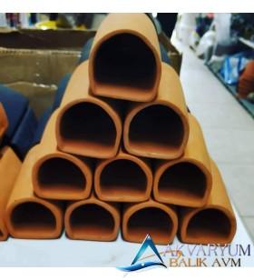 Kahverengi D Vatoz Üretim Küpü