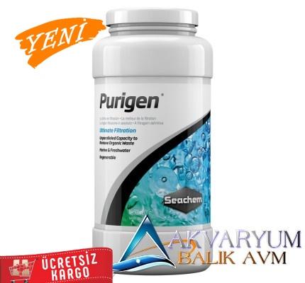 Seachem Purigen 500ml / 300gr. Orjinal Ambalaj