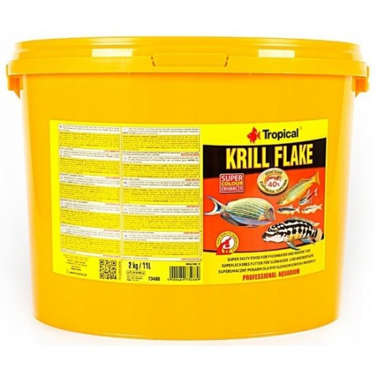 Tropical Krill Flakes
