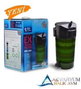 Aqua Magic EXC-500 Dış Filtre