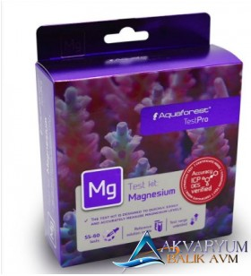 Aquaforest - Magnesium Test Kit