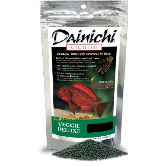 Dainichi Cichlid Veggie Deluxe