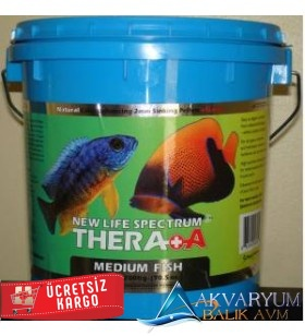 New Life Spectrum Thera +A Small Kova 1600Gr