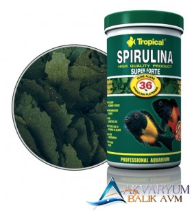 Tropical Spirulina Super Forte Pul