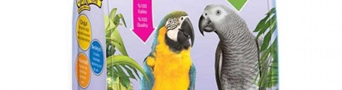Papağan Yemleri