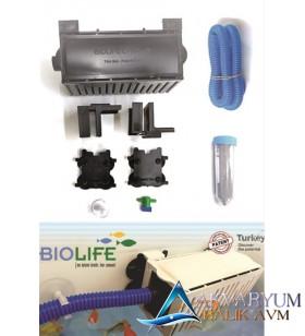 Biolife C-160 - S Tekli Flora Akvaryum İç Filtre Sistemi.