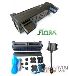 Biolife Flora Akvaryum İç Filtre Sistemi. Sobo WP-1990 1000 L/H 15 Wat Motorlu (wp1990flora)