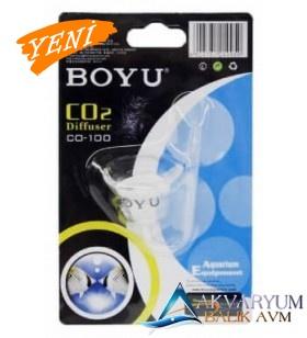BOYU CO-100 Karbondioksit Dağıtıcı CO2 Diffuser - Co2 Difüzör