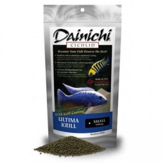 Dainichi Cichlid Ultima Krill Baby Balık Yemi 50 Gram (Kovadan Bölme)