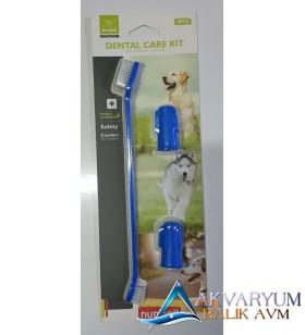 Dental Care Kıt Köpek Diş Fırçası