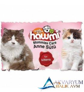 Hawmi Yavru Kediler İçin Anne Sütü
