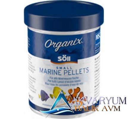 ORGANIX Small Marine Pellets (Kovadan Bölme)