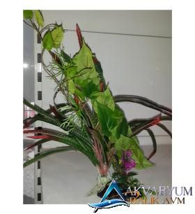 Plastik Akvaryum Bitkisi 36cm '99365'
