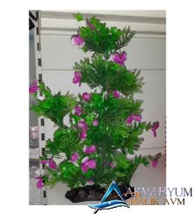 Plastik Akvaryum Bitkisi 50cm '45462'