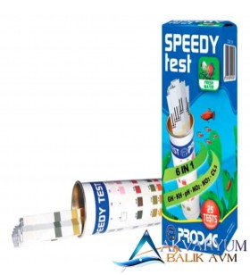 Prodac Speedy Test 6 in 1
