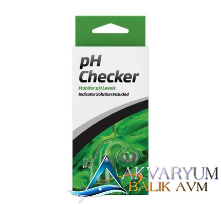 Seachem Ph Checker - Co2 Ölçümü İçin