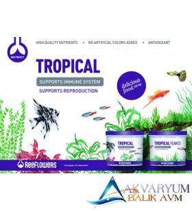 Reeflowers Tropical 150ml Balık Yemi