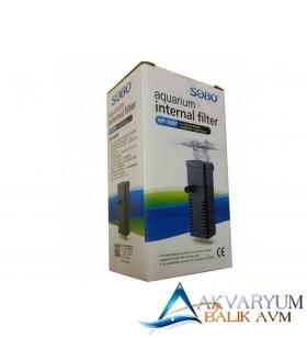 Sobo İç Filtre WP-300F 2W 150Lt/Saat