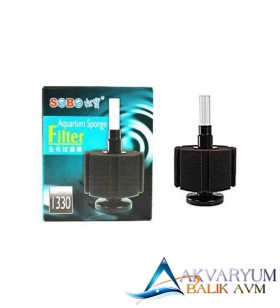 Sobo SB-2330 Biyolojik Süngerli Filtre