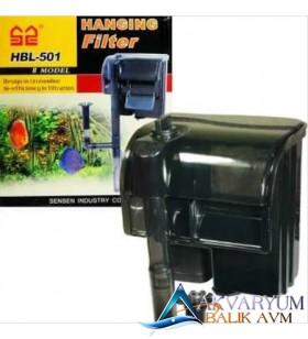 SunSun HBL-501 Şelale Filtre 400Lt/S