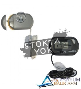 Akvaryum Dijital Termometre