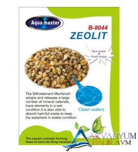 Aquamaster Zeolit Fileli 500 Gr.