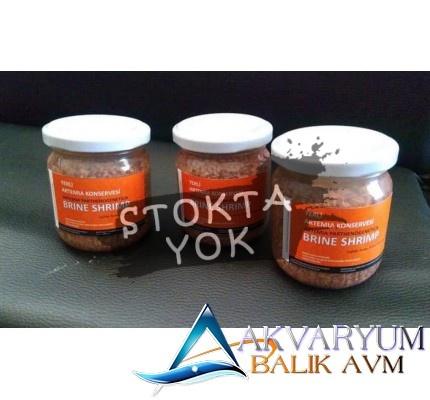 Aquatech Artemia Konservesi (Hazır Çıkmış ve Erişkin) 100Gr