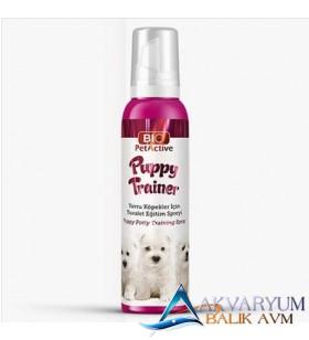 Bio petactive Trainer Yavru Köpekler İçin Tuvalet Eğitim Spreyi
