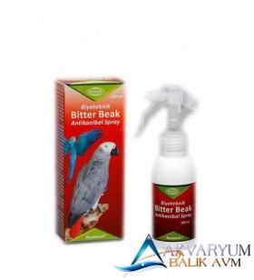Bitter Beak Kuşlar İçin Tüy Yolmayı Engelleyici Acı Sprey 100 ml