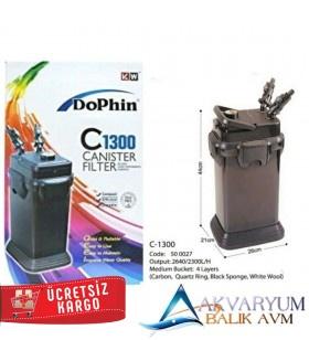 Dolphin C1300 Dış Filtre 1300 L/H