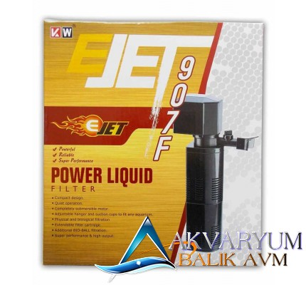 E-Jet 907F Power Liquid İç Filitre 1350 Lt/S