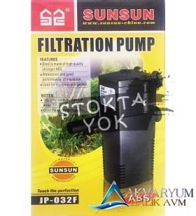 JP-032F Sunsun Akvaryum İç Filtre