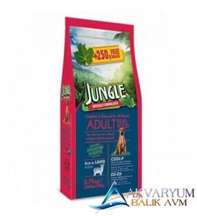 Jungle Kuzu Etli Yetişkin Köpek Maması 2,75 Kg