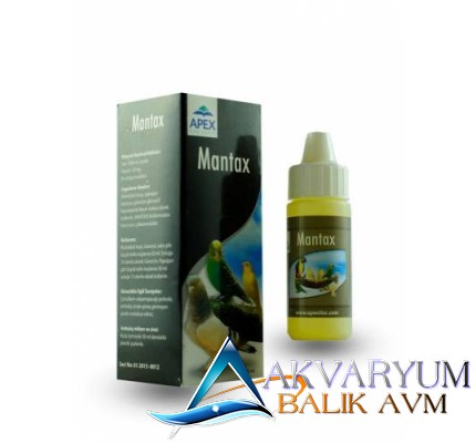 Apex Mantax Kuş Mantar 30 ml