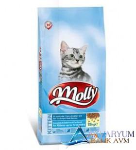 Molly Kitten Yavru Kedi Maması 1Kg - Orjinal Çuvaldan Bölme