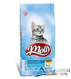 Molly Kitten Yavru Kedi Maması 2 Kg