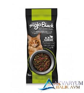 Mycat Mojo Black Gourme Kedi Maması 1 Kg
