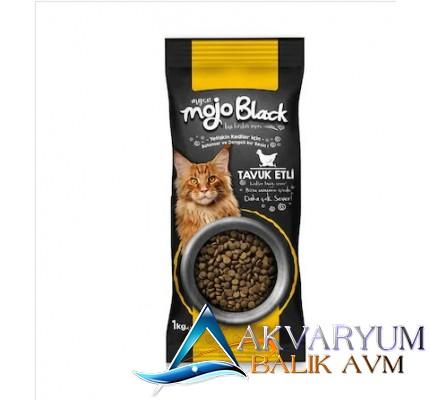 Mycat Mojo Black Tavuklu Kedi Maması 1kg