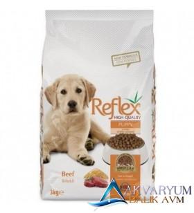Reflex Biftekli Yavru Köpek Mamasi 3 Kg