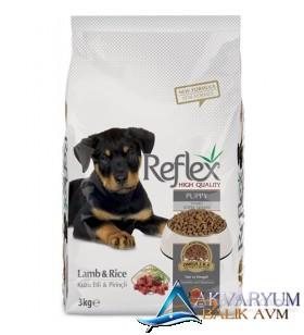 Reflex Kuzu Etli & Pirinçli Yavru Köpek Maması 3 Kg