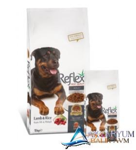 Reflex Kuzu Etli Yetişkin Köpek Maması 3 Kg