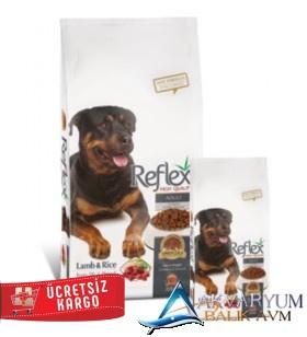 Reflex Kuzu Etli Yetişkin Köpek Maması 15 Kg